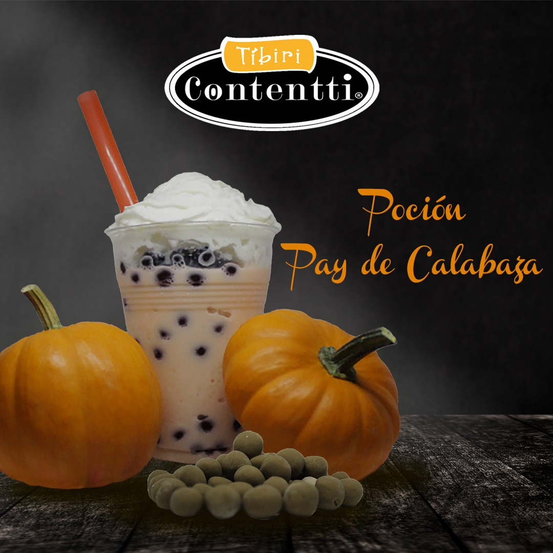 SMOOTHIE POCION PAY DE CALABAZA 1 KG
